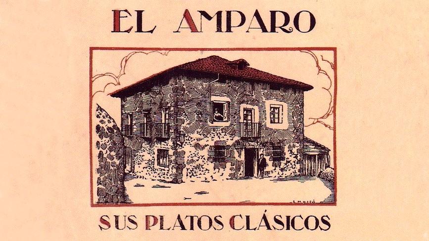 El Amparo jatetxe ohiaren irudia